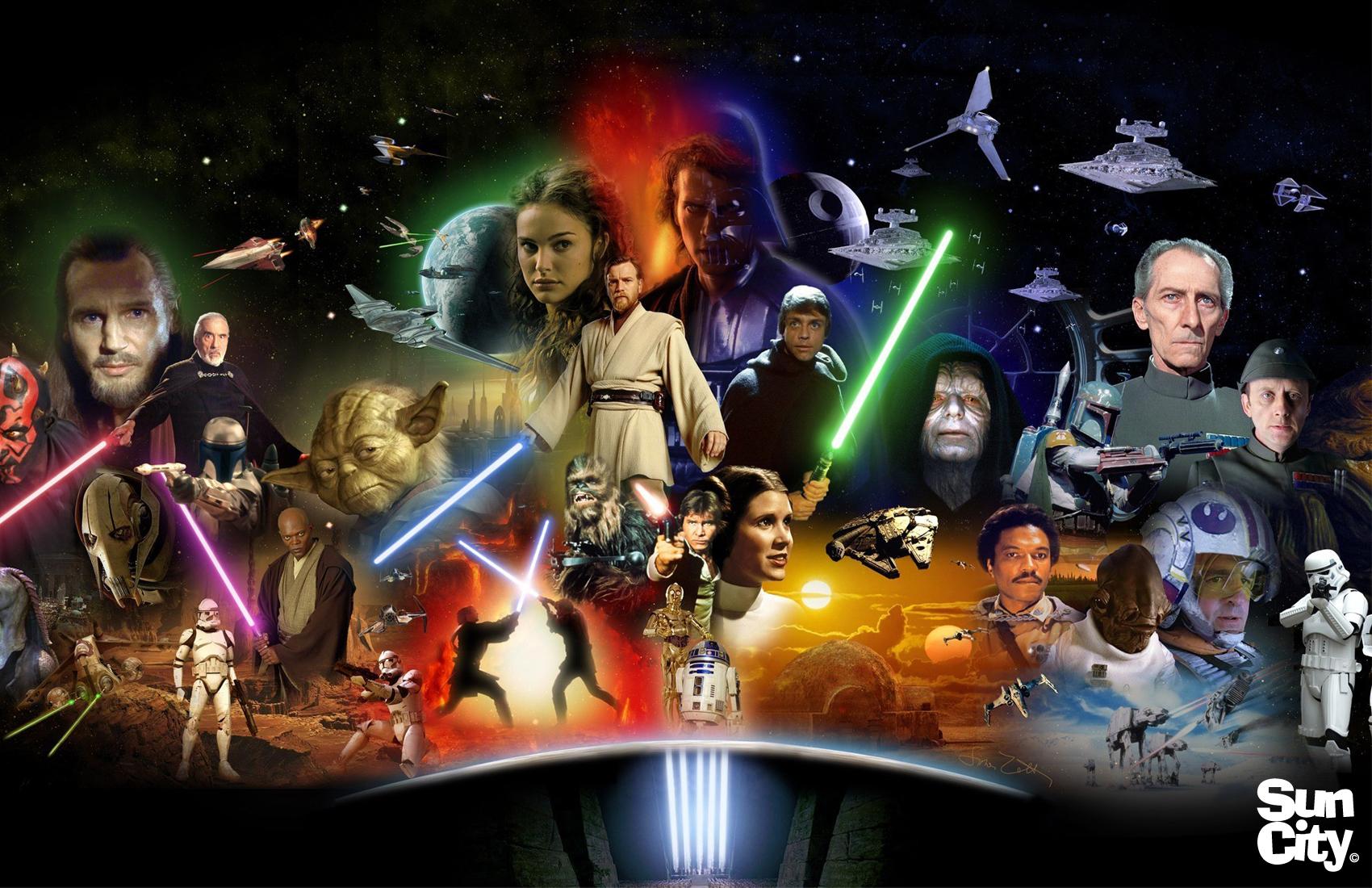 Roupa e Acessórios de Star Wars | Sun City Ibérica