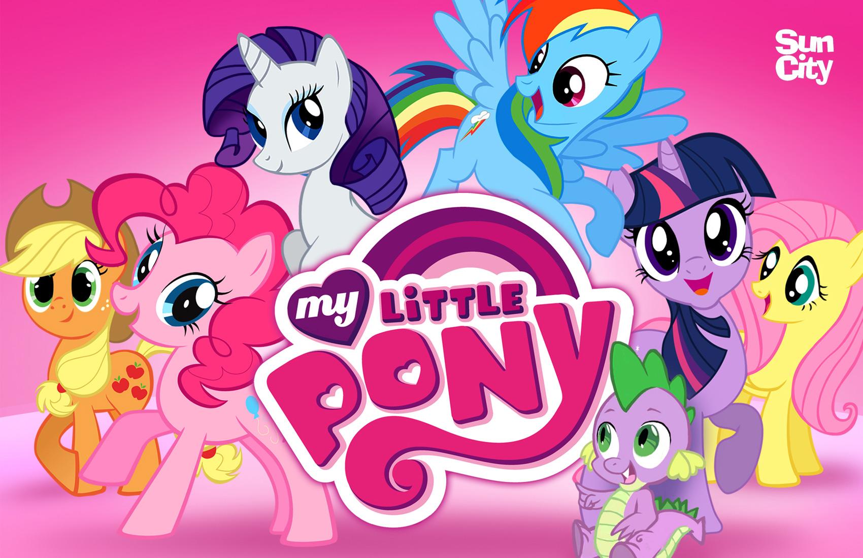 Roupa e Acessórios My Little Pony | Sun City Ibérica